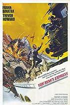 Von Ryan's Express (1965) Poster