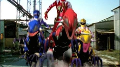 Power Rangers: Dino Thunder: Vol.1