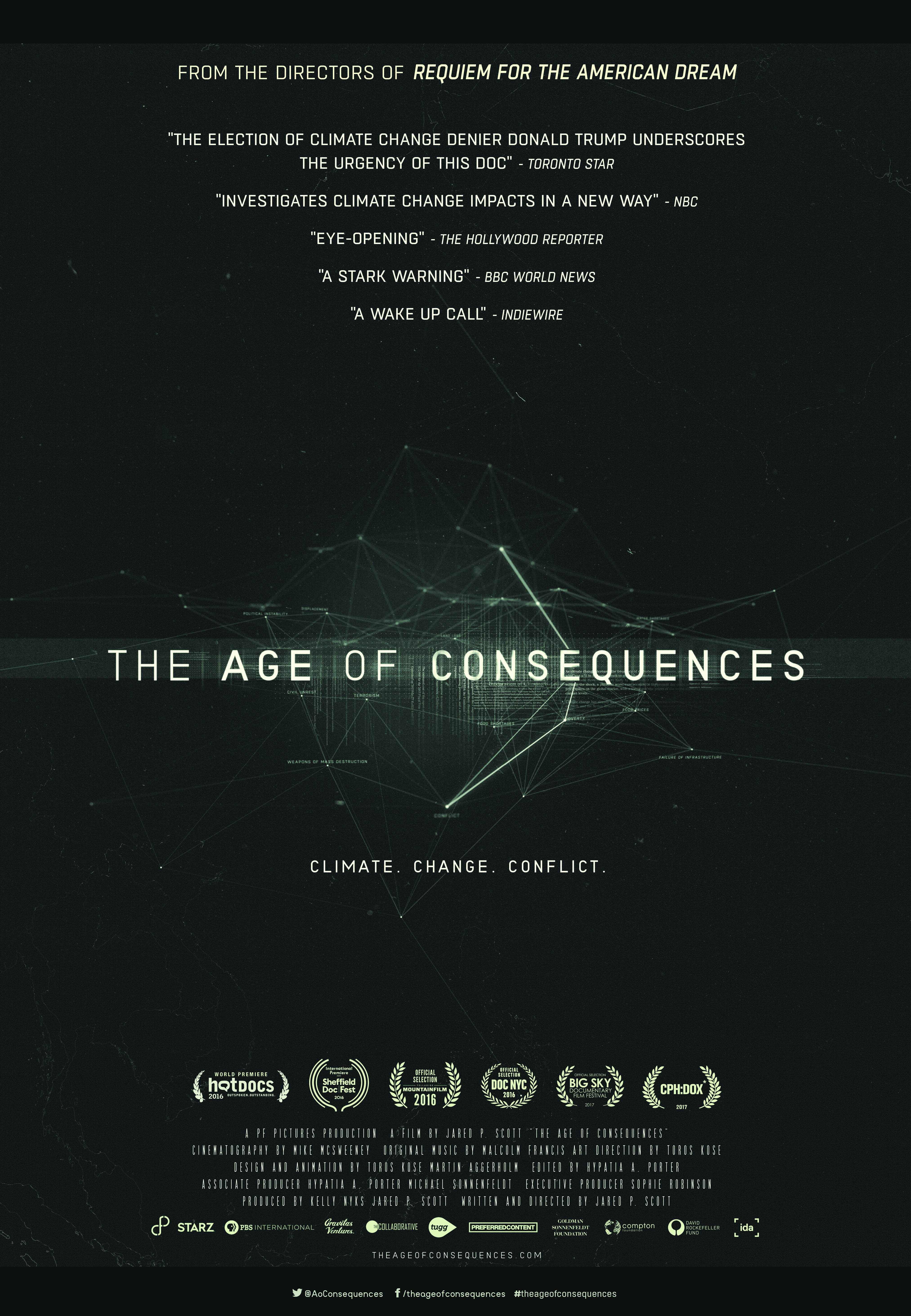 The Age of Consequences (2016) WEBRip 720p