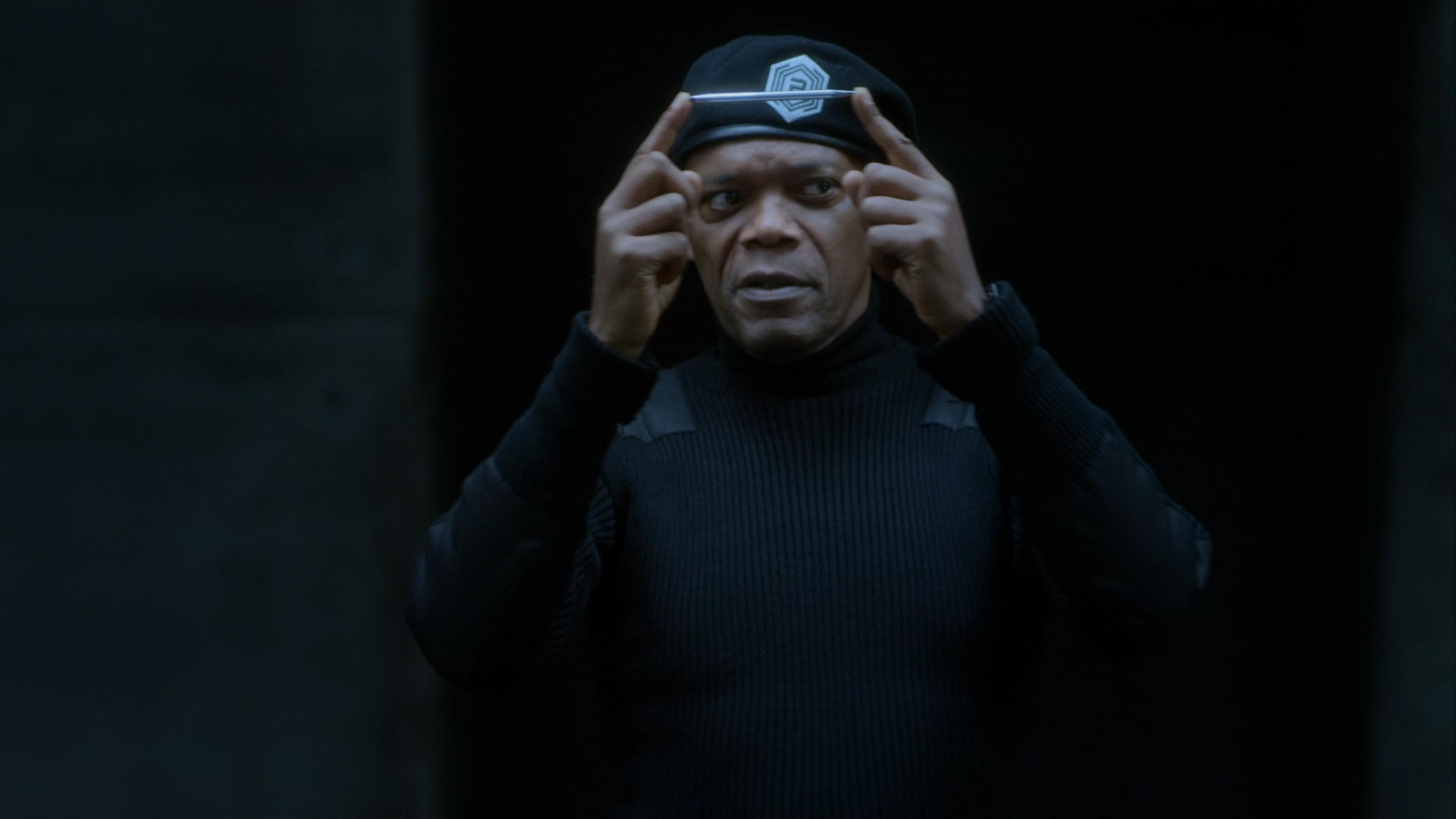 Samuel L. Jackson in Barely Lethal (2015)
