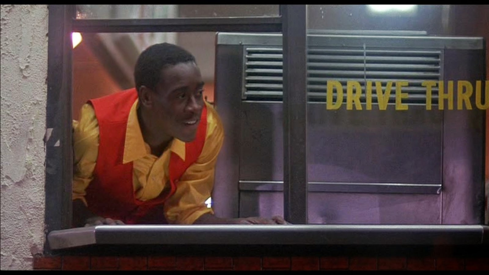 Don Cheadle in Moving Violations (1985)