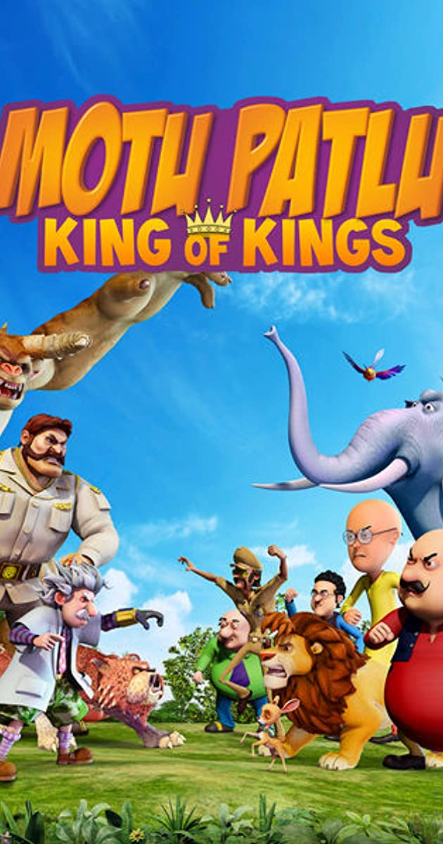 Motu Patlu: King of Kings (2016) - IMDb