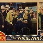 Tim McCoy, Matthew Betz, Theodore Lorch, J. Carrol Naish, Pat O'Malley, Bud Osborne, and Glenn Strange in The Whirlwind (1933)
