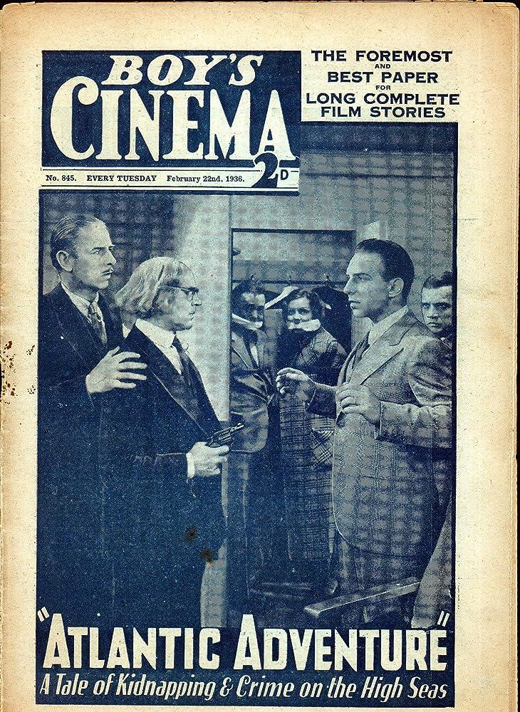 Dwight Frye, Lloyd Nolan, and John Wray in Atlantic Adventure (1935)