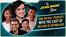 The Rise of Skywalker Cast Test Their Star Wars Merchandise Spotting Skills