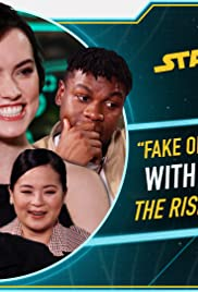The Star Wars Show The Rise Of Skywalker Cast Test Their Star Wars Merchandise Spotting Skills Tv Episode 2019 Imdb