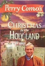 Perry Como Christmas.Perry Como S Christmas In The Holy Land 1980 Imdb