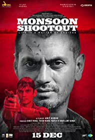 Nawazuddin Siddiqui and Vijay Varma in Monsoon Shootout (2013)