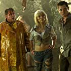 James Corden, Mathew Horne, and MyAnna Buring in Lesbian Vampire Killers (2009)