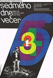 Sedmého dne vecer Poster
