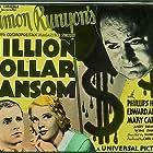 Edward Arnold, Mary Carlisle, and Phillips Holmes in Million Dollar Ransom (1934)