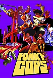 Funky Cops Poster
