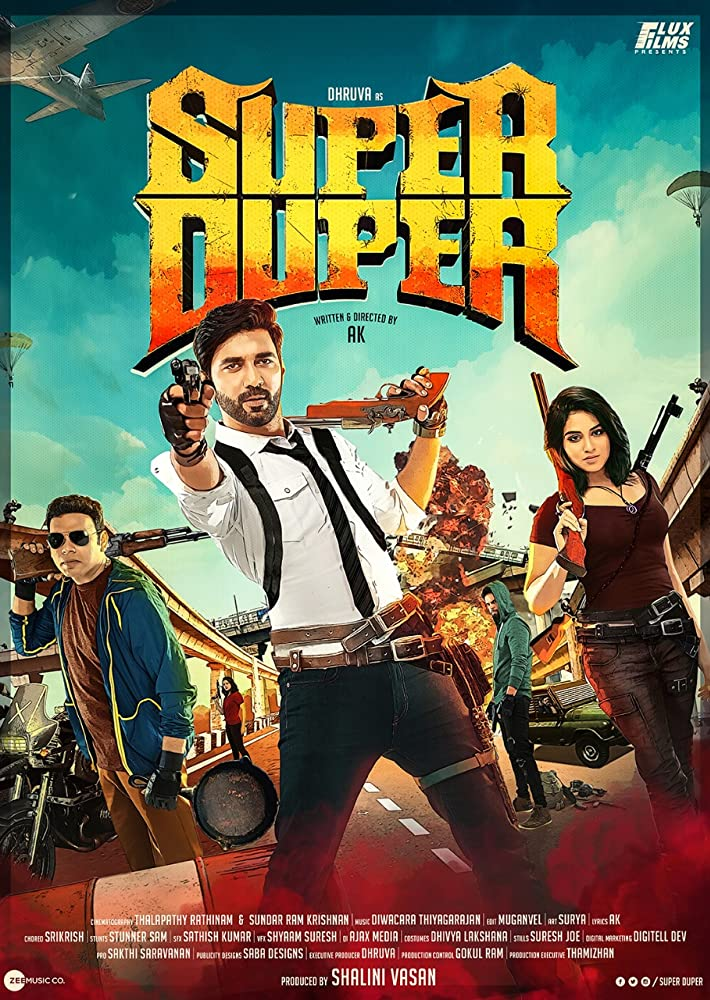 Super Duper (2019) Hindi 720p HDTVRip x264 AAC DD 2.0