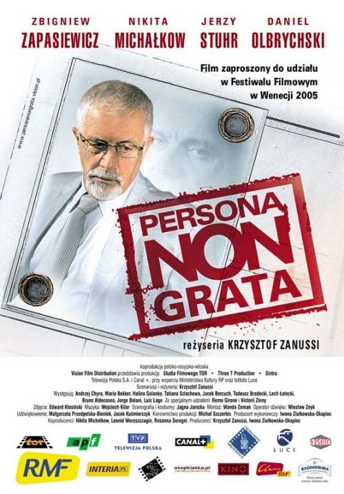 Persona non grata (2005)