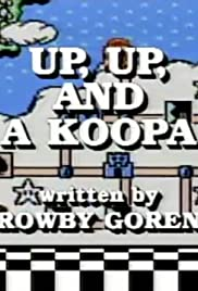 Up, Up, and a Koopa Poster