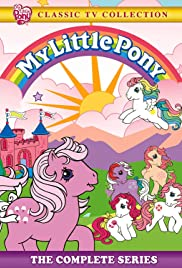 My Little Pony 'n Friends Poster