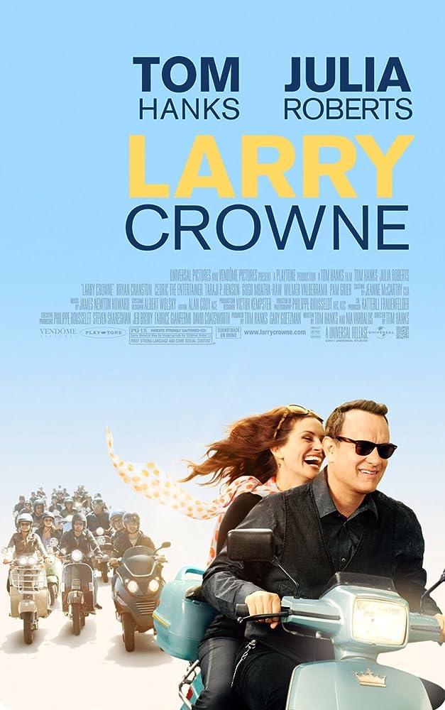 Tom Hanks and Julia Roberts in Larry Crowne (2011)