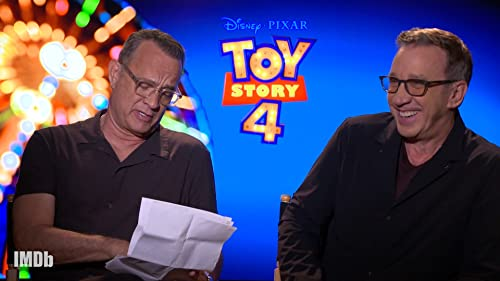 Tom Hanks and Tim Allen Break Down Those Final 'Toy Story 4' Scenes