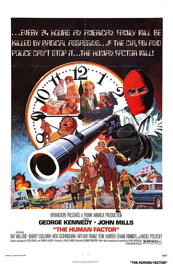 The 'Human' Factor (1975)