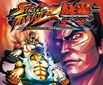 free download Street Fighter X Tekken Vita
