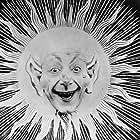 L'éclipse du soleil en pleine lune (1907)