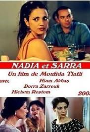 Nadia et Sarra Poster