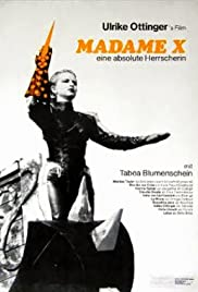 Madame X: An Absolute Ruler(1978) Poster - Movie Forum, Cast, Reviews