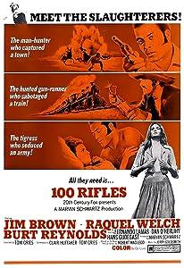 Relojes en las películas. 100 Rifles by Tom Gries [1280x1024] [320x240] [640x640]