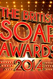 The British Soap Awards 2014 Poster