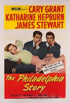 Where to stream The Philadelphia Story