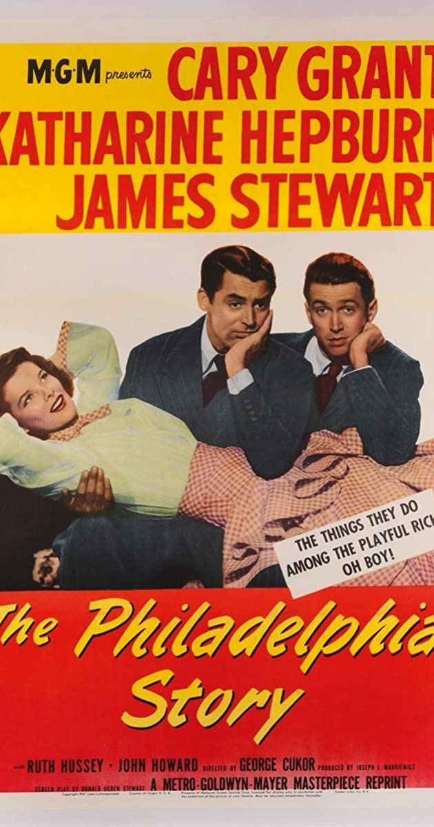 Subtitle of The Philadelphia Story