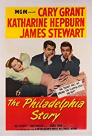 The Philadelphia Story (1940) Poster - Movie Forum, Cast, Reviews