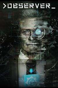 Good movies on netflix Observer by Tameem Antoniades [2048x2048]
