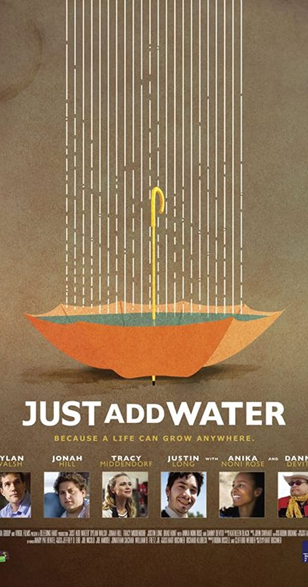Subtitle of Just Add Water