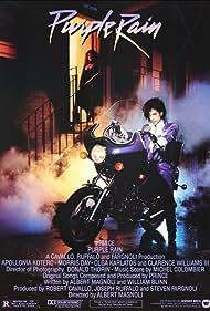 Prince and Apollonia Kotero in Purple Rain (1984)
