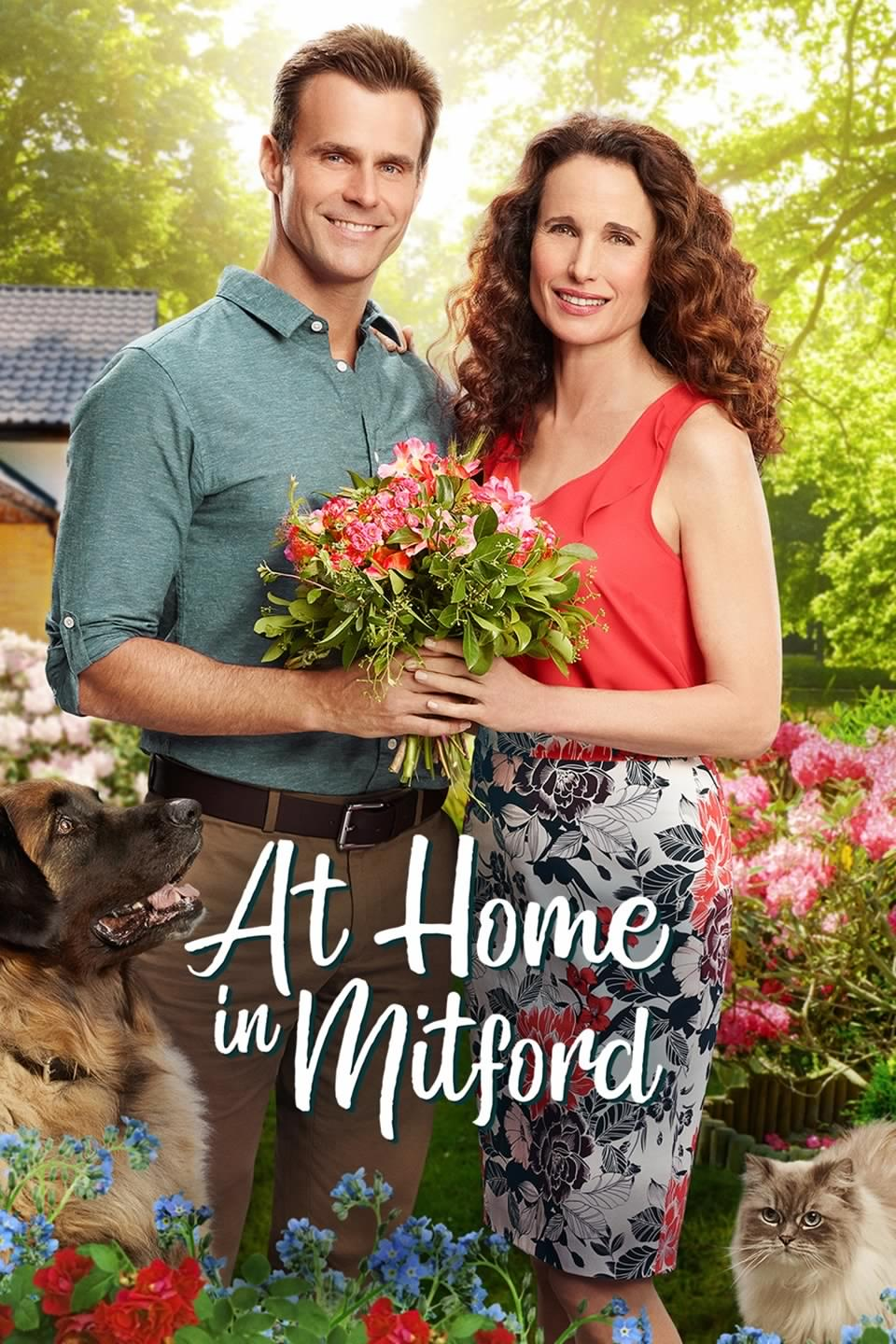 At Home In Mitford Tv Movie 2017 Imdb