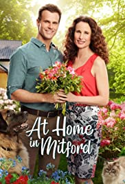 At Home in Mitford Poster