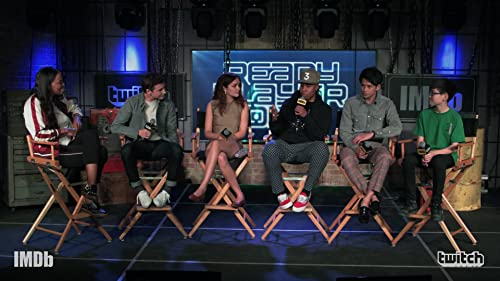 'Ready Player One' Stars Break Down Movie's Lessons About Social Media