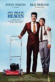 My Blue Heaven (1990) Poster - Movie Forum, Cast, Reviews