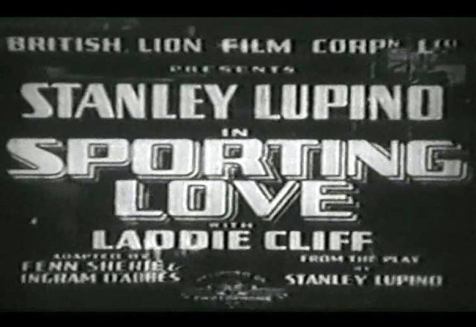 Sporting Love (1936)