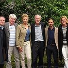 Werner Herzog, Veronica Ferres, Gael García Bernal, Nina Maag, and Volker Michalowski at an event for Salt and Fire (2016)