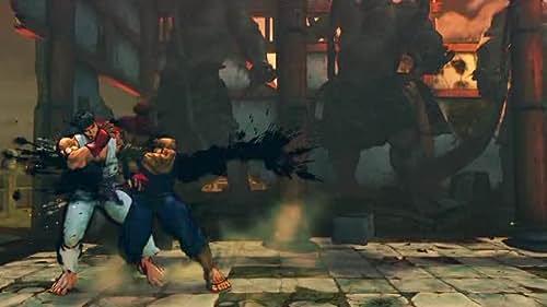 Street Fighter IV: Akuma