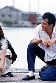 Leon Dai and Morning Tzu-Yi Mo in The Pact of Choshui River (1999)