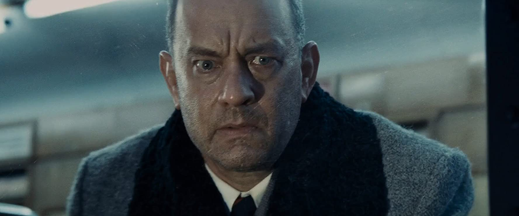 Tom Hanks in Bridge of Spies (2015)