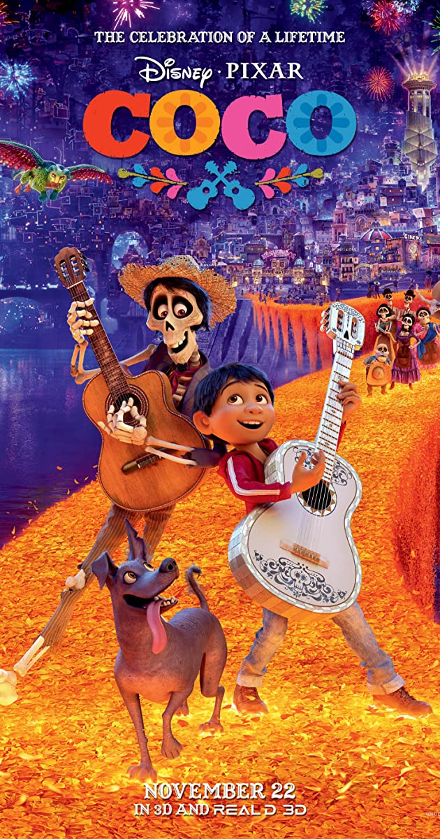 Watch Full HD Movie Coco (2017)