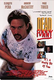 Dead Funny (1994) Poster - Movie Forum, Cast, Reviews
