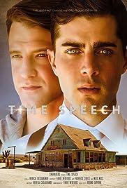 Time Speech Poster