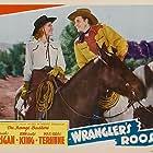 Gwen Gaze and John 'Dusty' King in Wrangler's Roost (1941)