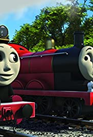 The Fastest Red Engine on Sodor Poster