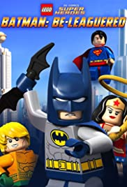 Lego DC Comics: Batman Be-Leaguered Poster